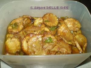 Foto Zucchine alla Scapece ( all'aceto )