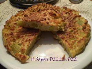 foto Frittata al Forno di Zucchine